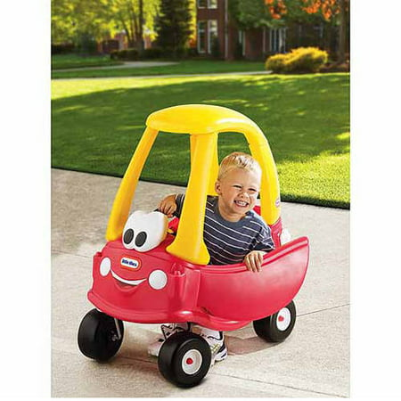 Plastic Push Cap - Little Tikes 30th Anniversary Cozy Coupe