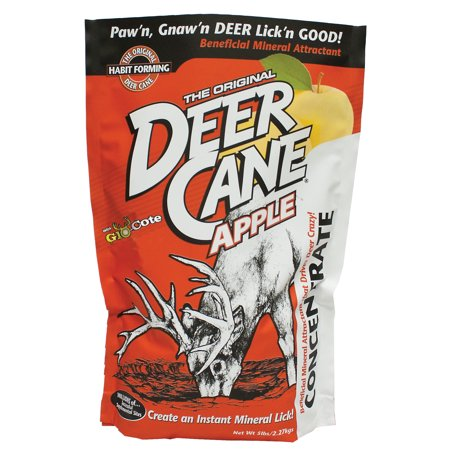 Evolved Habitats Deer Cane® Apple Flavor Mineral Deer Attractant, 5 lb.