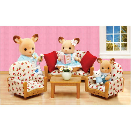 Calico Critters Living Room Suite - Walmart.com
