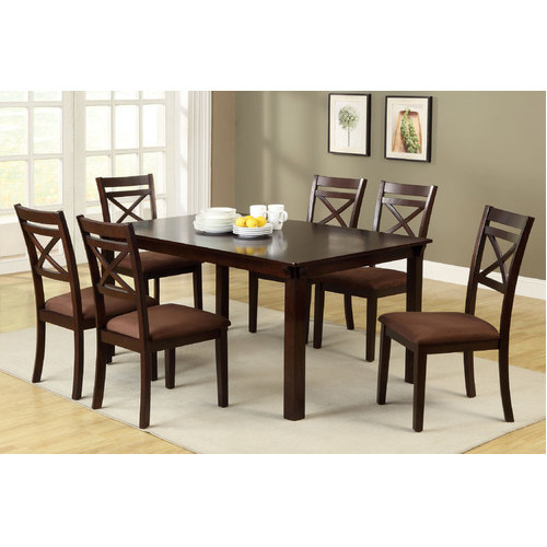 Hokku Designs 7 Piece Dining Room Set by Enitial Lab