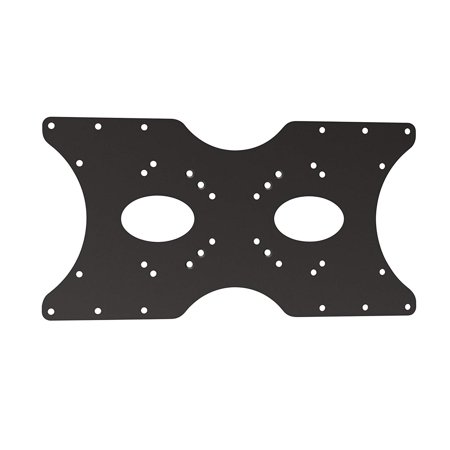 HumanCentric VESA Mount Adapter Plate for TV Mounts   Conversion Kit for VESA Patterns 400 x 200 and Smaller 400 X 200 Adapter