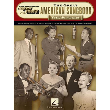 The Great American Songbook - The Singers : E-Z Play Today Volume 284 ()