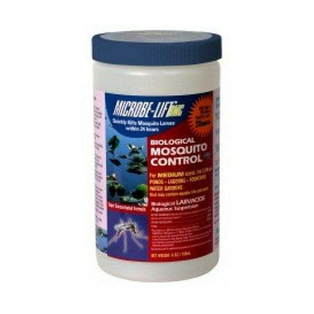 Fountain & Water Feature Water Treatment Microbe-Lift BMC Liquid Mosquito Control 6 Oz Single Jar FTCPBMC6 -
