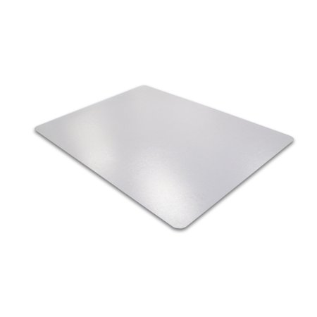 "Floortex Advantagemat | PVC Rectangular Chair Mat for Hard Floor | Size 30"" x 48"""