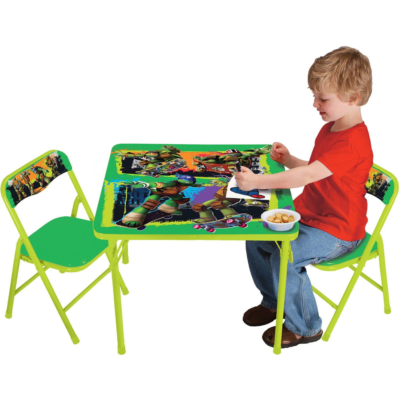 Nickelodeon Teenage Mutant Ninja Turtles Maxin u0026 Shellaxin Erasable Activity Table Set - Walmart.com  sc 1 st  Walmart & Nickelodeon Teenage Mutant Ninja Turtles Maxin u0026 Shellaxin Erasable ...