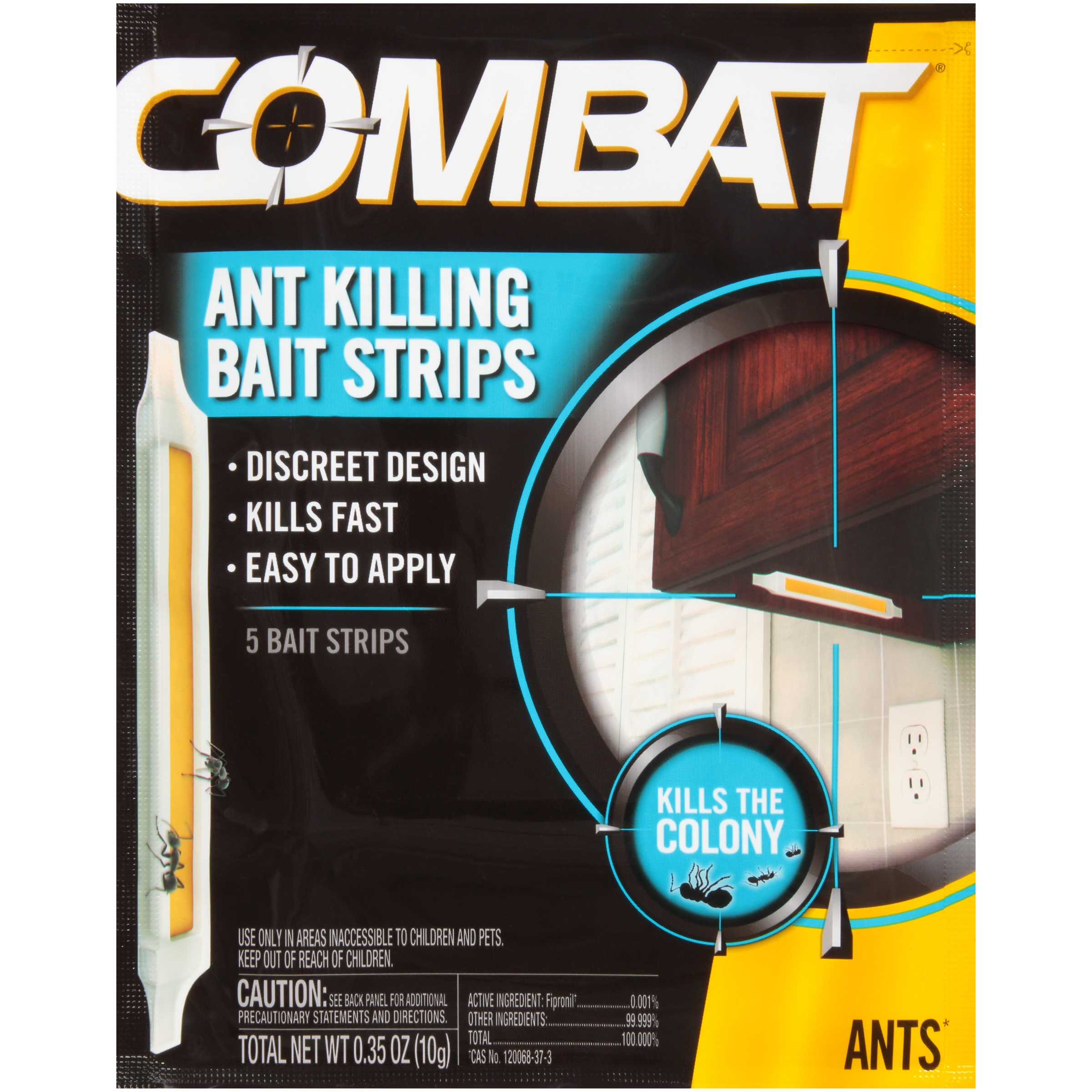 Combat  Ant Killing Bait Strips 5 ct Pack