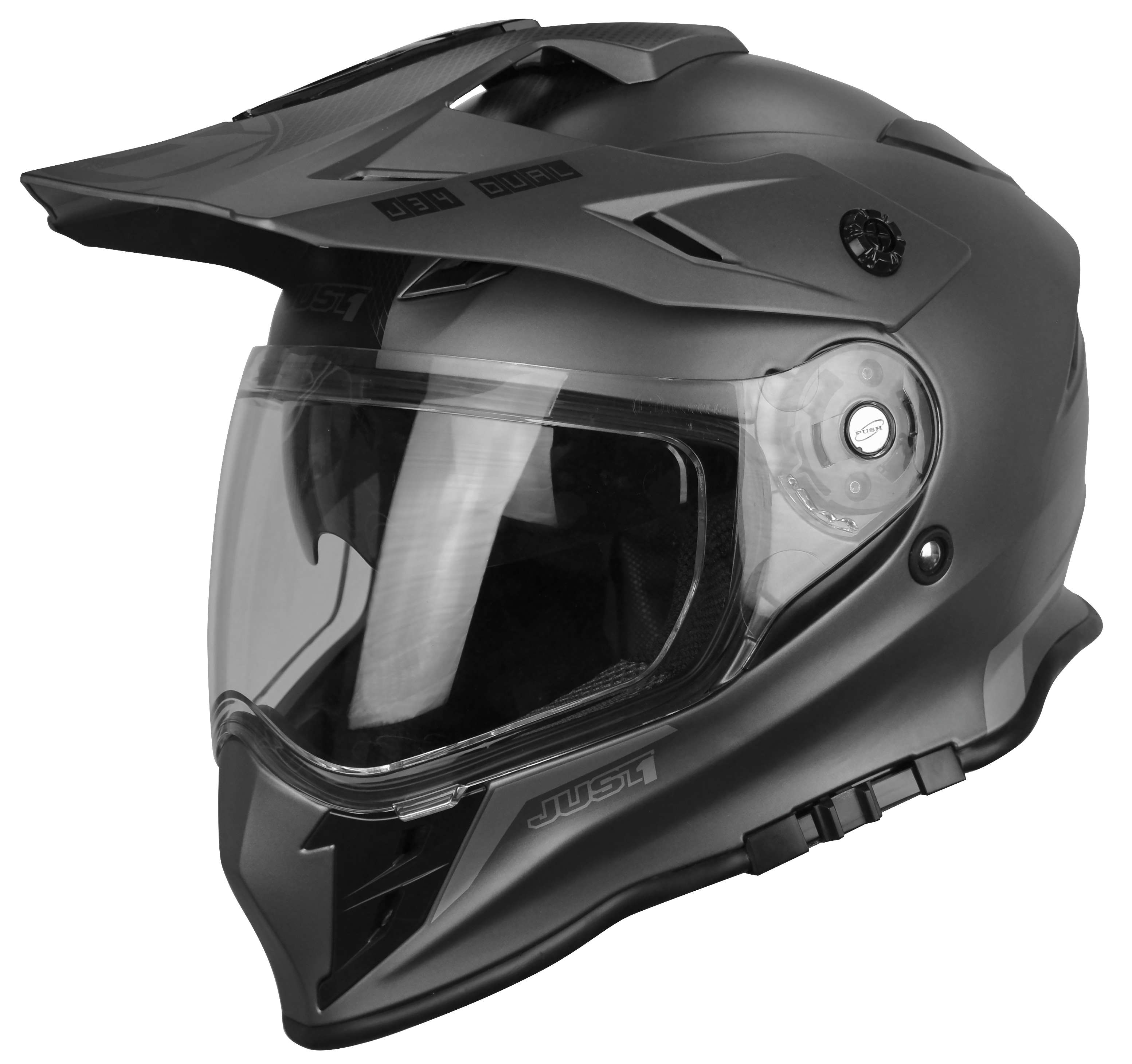 Just 1 J34 Shape Helmet