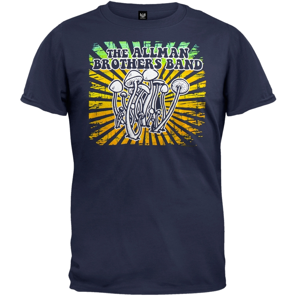 Allman Brothers Band - Mushrooms T-Shirt