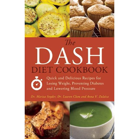 The Dash Diet Cookbook (Paperback) (The Diabetic Diet Controls The Amount Of)