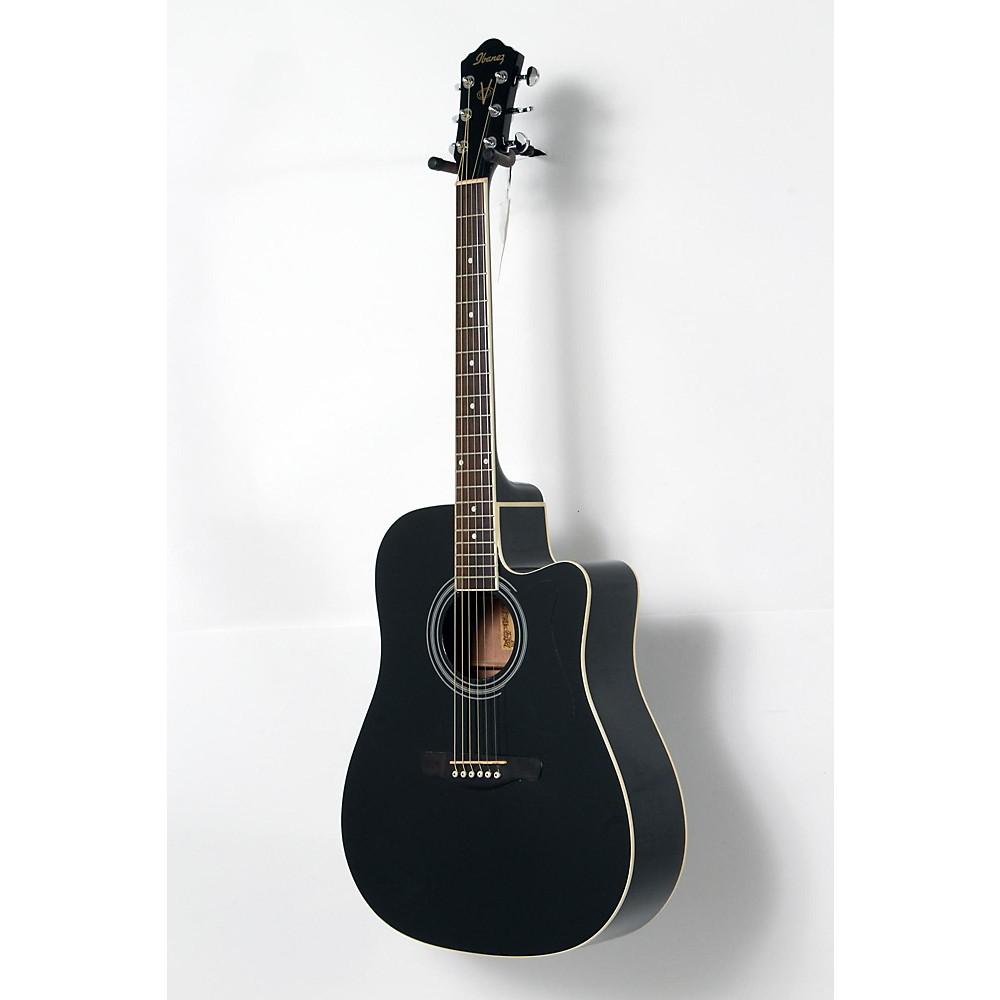 Ibanez V70CE Acoustic-Electric Guitar Black