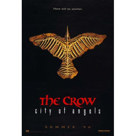 The Crow City of Angels Movie Poster Print (27 x