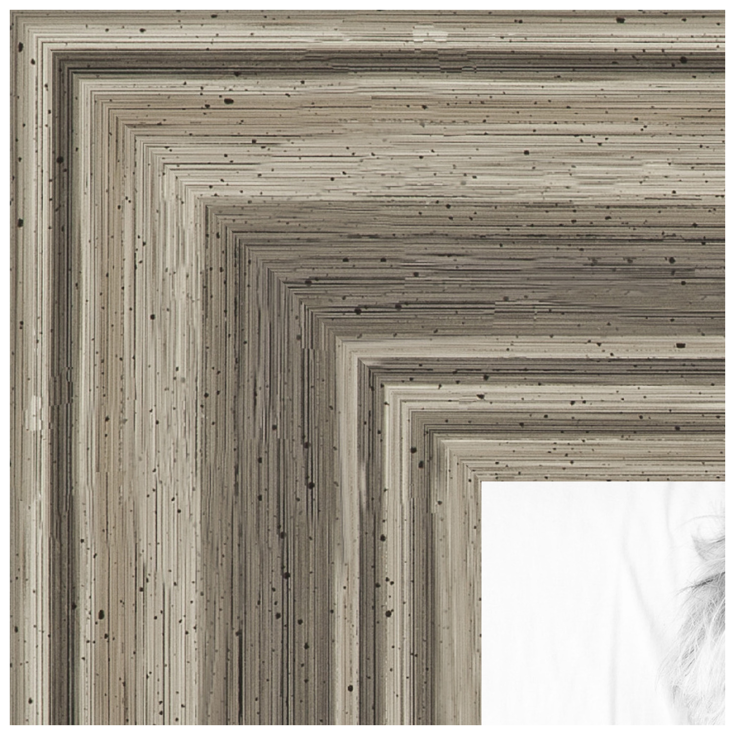 """ArtToFrames 8/""""x8/"""" Glass Replacement for Picture Frames"""