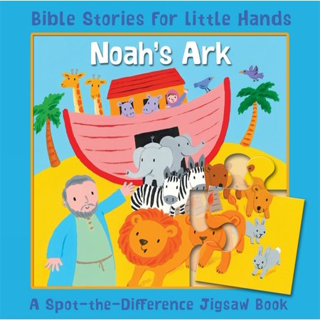 - Noah's Ark : A Spot-the-Difference Jigsaw Book