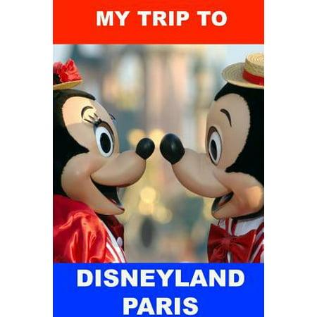 My Trip to Disneyland Paris - Disneyland Paris Halloween Characters