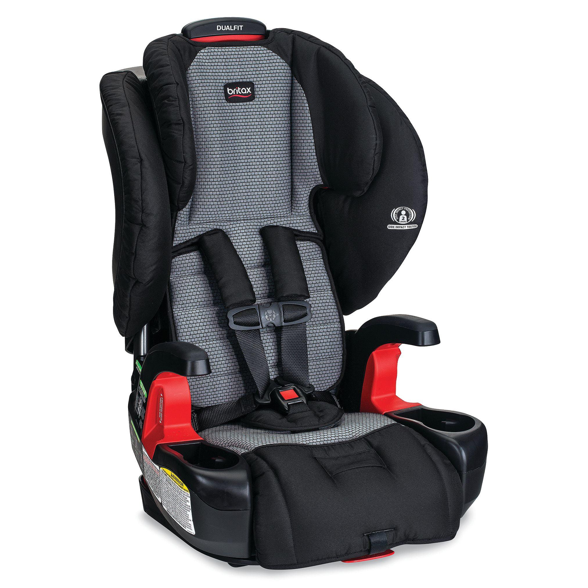 Britax DualFit Harness-2-Booster Car Seat, Berkshire