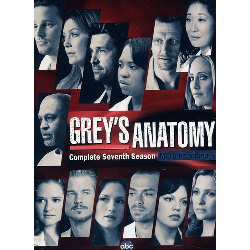 Grey's Anatomy: The Complete Seventh Season (Widescreen)