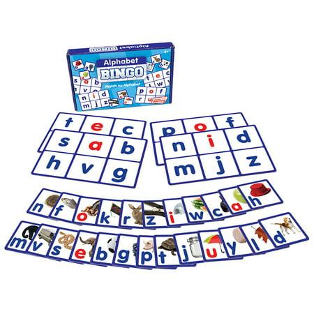 Junior Learning - Alphabet Bingo Learning Educational Game