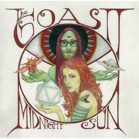 Ghost of a Saber Tooth Tiger : Midnight Sun