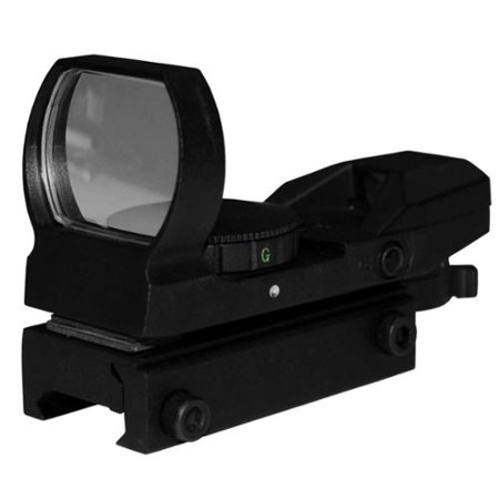 Tactical Electro Dot Sight, Red And Green With Four