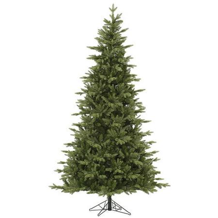 Vickerman Unlit 9' Fresh Balsam Fir Artificial Christmas Tree ()