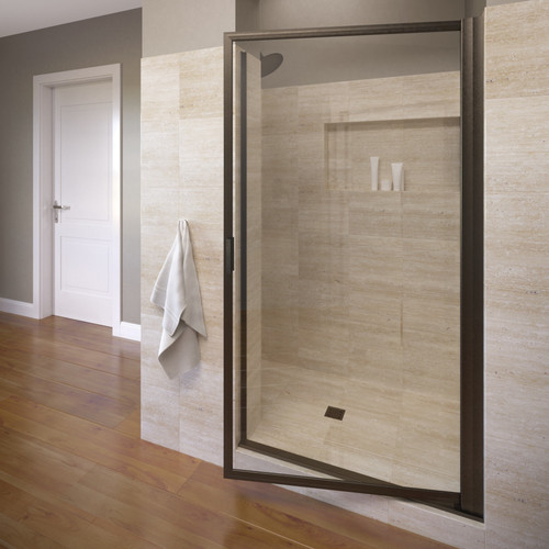 Basco Sopora 26'' x 63.5'' Pivot Framed Shower Door
