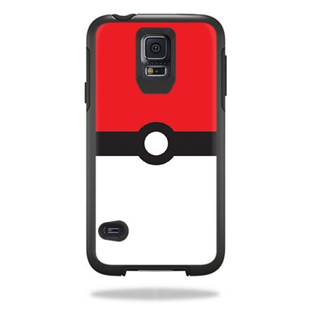 MightySkins Skin For OtterBox Symmetry Samsung Galaxy S5 Case, | Protective, Durable, and Unique Vinyl Decal wrap cover Easy To Apply, Remove, Change Styles Made in the USA (Samsung S5 Otter Box Wallet Case)