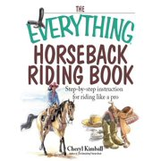 The Everything Horseback Riding Book - eBook