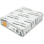 Springhill, SGH015300, Digital Index 110 lb. Paper, 1 Pack, White