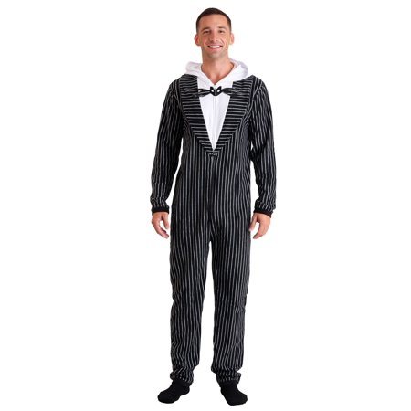 Nightmare Before Christmas Jack Skellington Onesie (This Is Halloween Nightmare Before Christmas Instrumental)