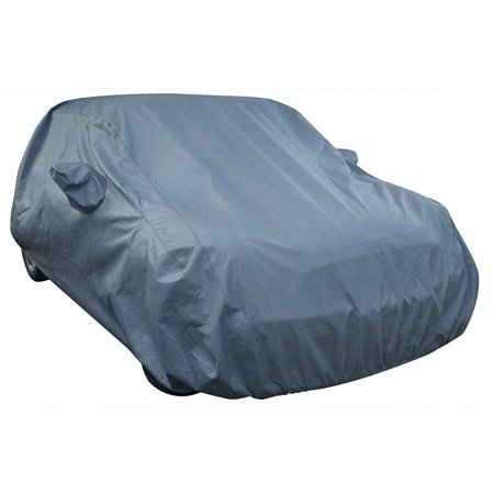 Leader Accessories Mini Cooper Cover Custom Fit 5 Layer Waterproof Car Cover