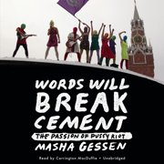 Words Will Break Cement - Audiobook