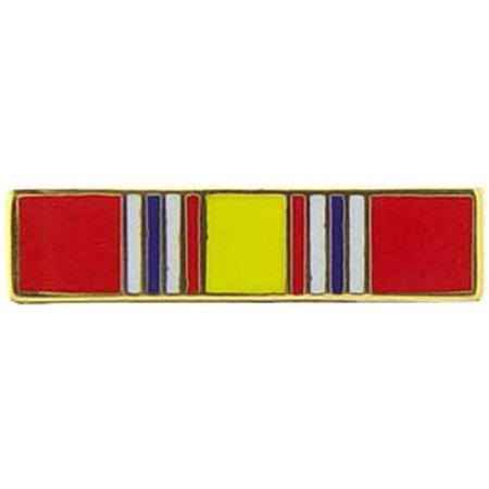 """National Defense Service Ribbon Pin 11/16"""""""