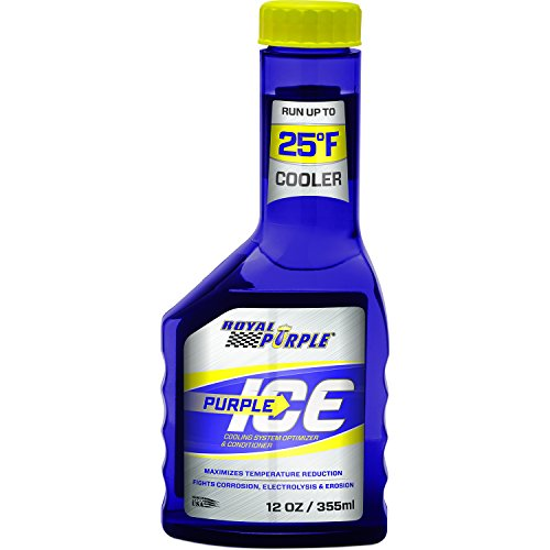 Royal Purple 01600 Purple Ice Super-Coolant Radiator Additive - 12 oz.