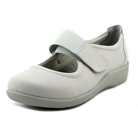 Clarks Womens Plum (Clarks Cloudsteppers Sillian Cala Women  Round Toe Synthetic  Mary)