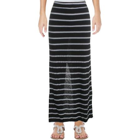 Michael Stars Womens Juniors Hampton Casual Full-Length Maxi Skirt