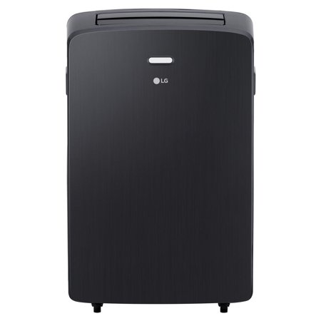 Manual A/c Controls - LG 12,000 BTU 115V Portable Air Conditioner with Remote Control, Graphite Gray
