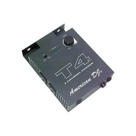 American DJ T4 Lighting Controller (Best Ipad Dj Controller)