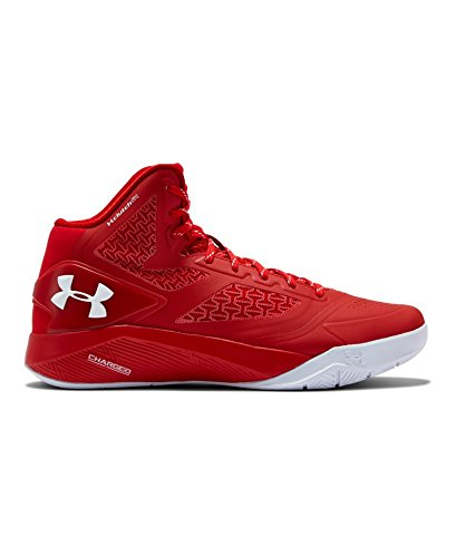 Under Armour Men's UA ClutchFit Drive 2 Basketball Shoes 12.5 Red