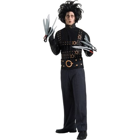 Morris Costumes Edward Scissorhands Adult Std - Edward Scissorhands Halloween Costumes