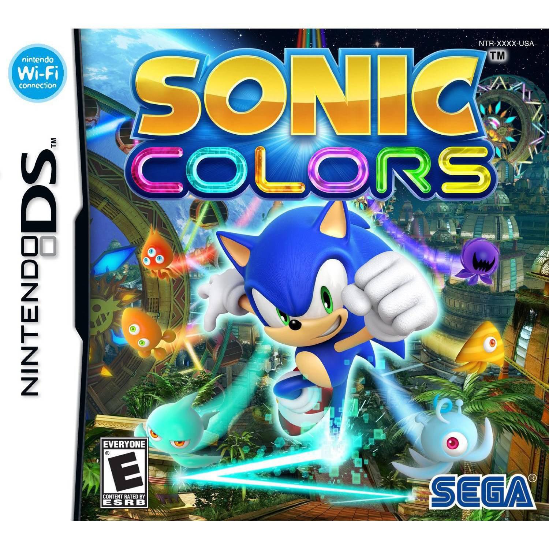 Sonic Colors (DS)