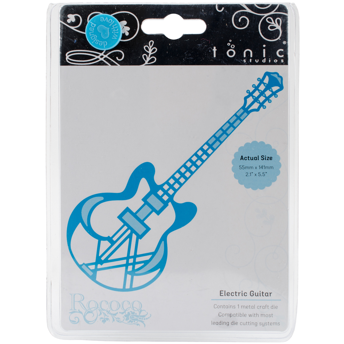 Tonic Studios Rococo Die-Electric Guitar