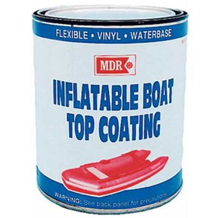 Amazon MDR783  MDR783; Inflatable Boattop Coating Gray Qt