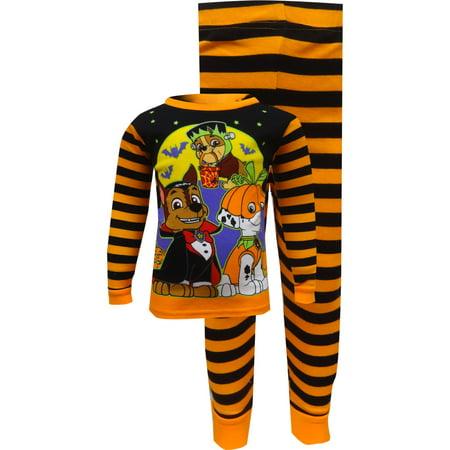 Paw Patrol Halloween Toddler Pajamas](Paw Patrol Halloween Pajamas)