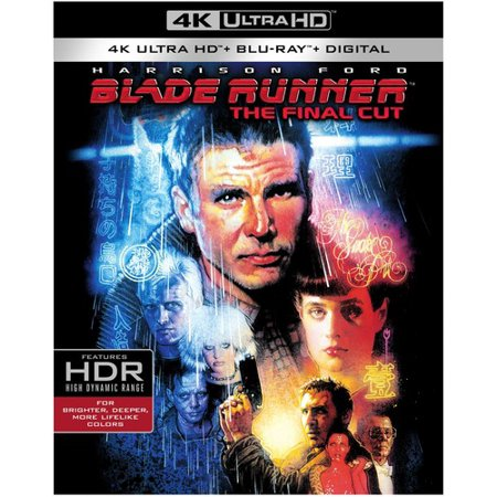 Blade Runner: The Final Cut (4K Ultra HD + Blu-ray +