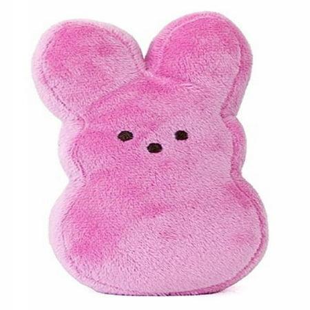 Peeps Stuffed Bunny (Peeps Plush Bunny - 6