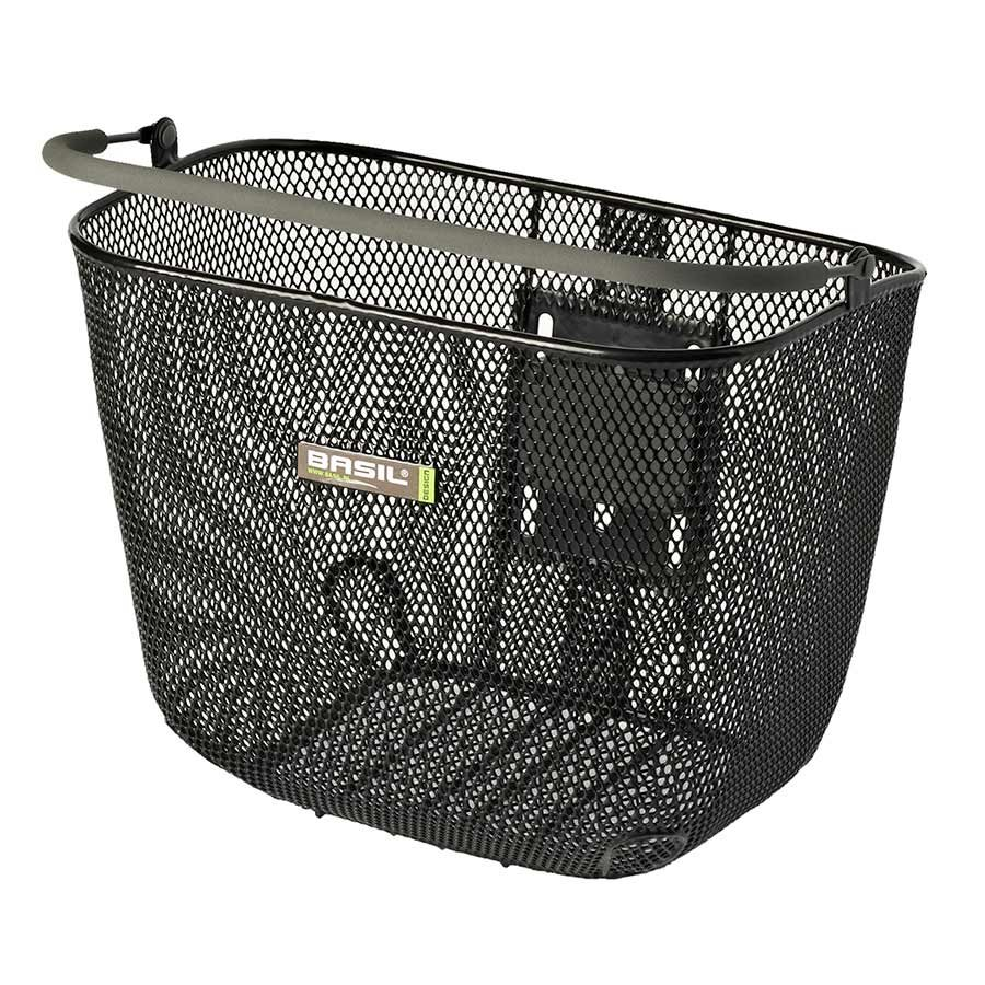 Basil, Basimply II front Basket (holder not incl) Bk