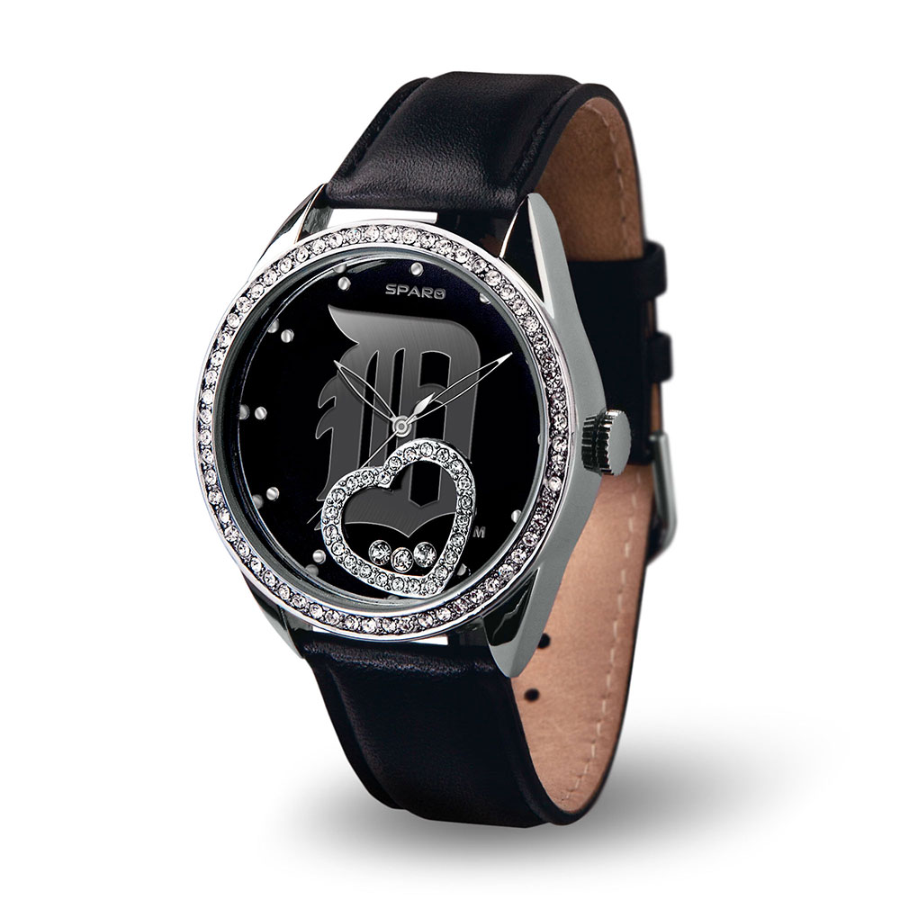 "Detroit Tigers MLB ""Beat Series"" Women's Watch"