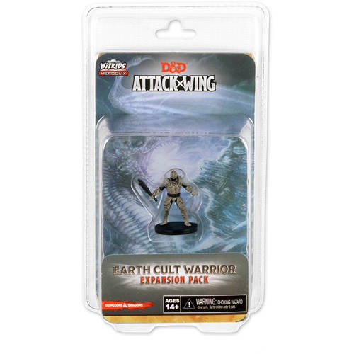 Dungeons & Dragons Attack Wing: Wave 7, Earth Cult Warrior Expansion Pack