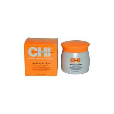Hydra Intense Masque (Nourish Intense Silk Masque For Coarse Hair CHI 6 oz Masque Unisex)