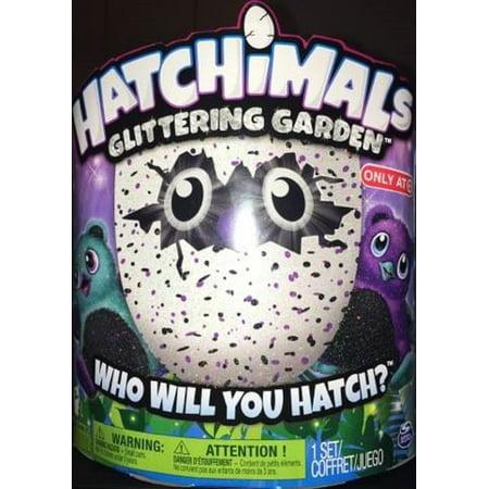 Hatchimals Glitter Bearakeet Glittering Garden Hatchimal   Exclusive